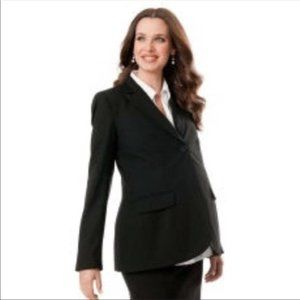 NEW A Pea In The Pod Classic Suiting Jacket $148 S